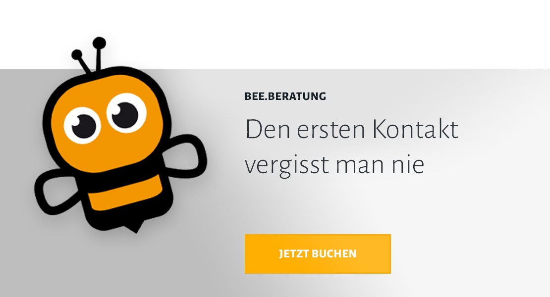 BEE.Beratung anfordern