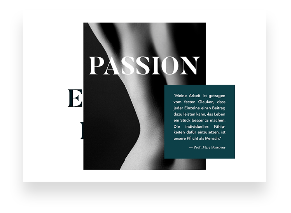 Passion Possover