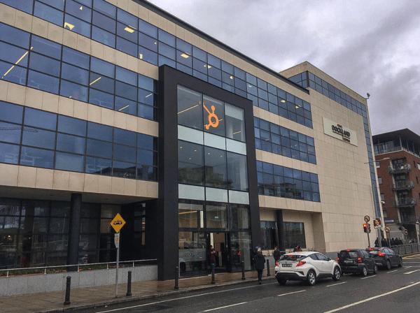 HubSpot Office Dublin