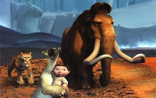 Ice Age, Manni, das Mammut