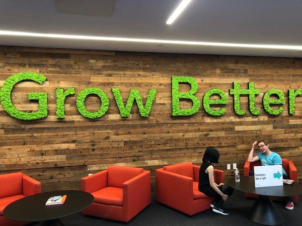 Grow Better HubSpot Office Cambridge