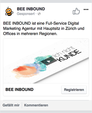 hubspot facebook lead ad