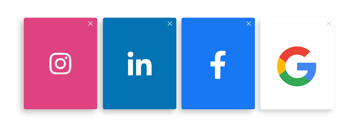Paid Media platforms