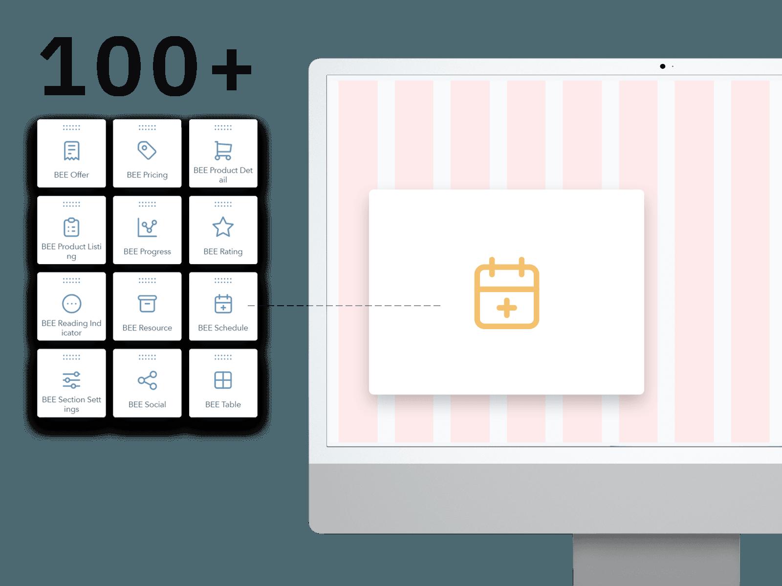 beetheme 100 Assets